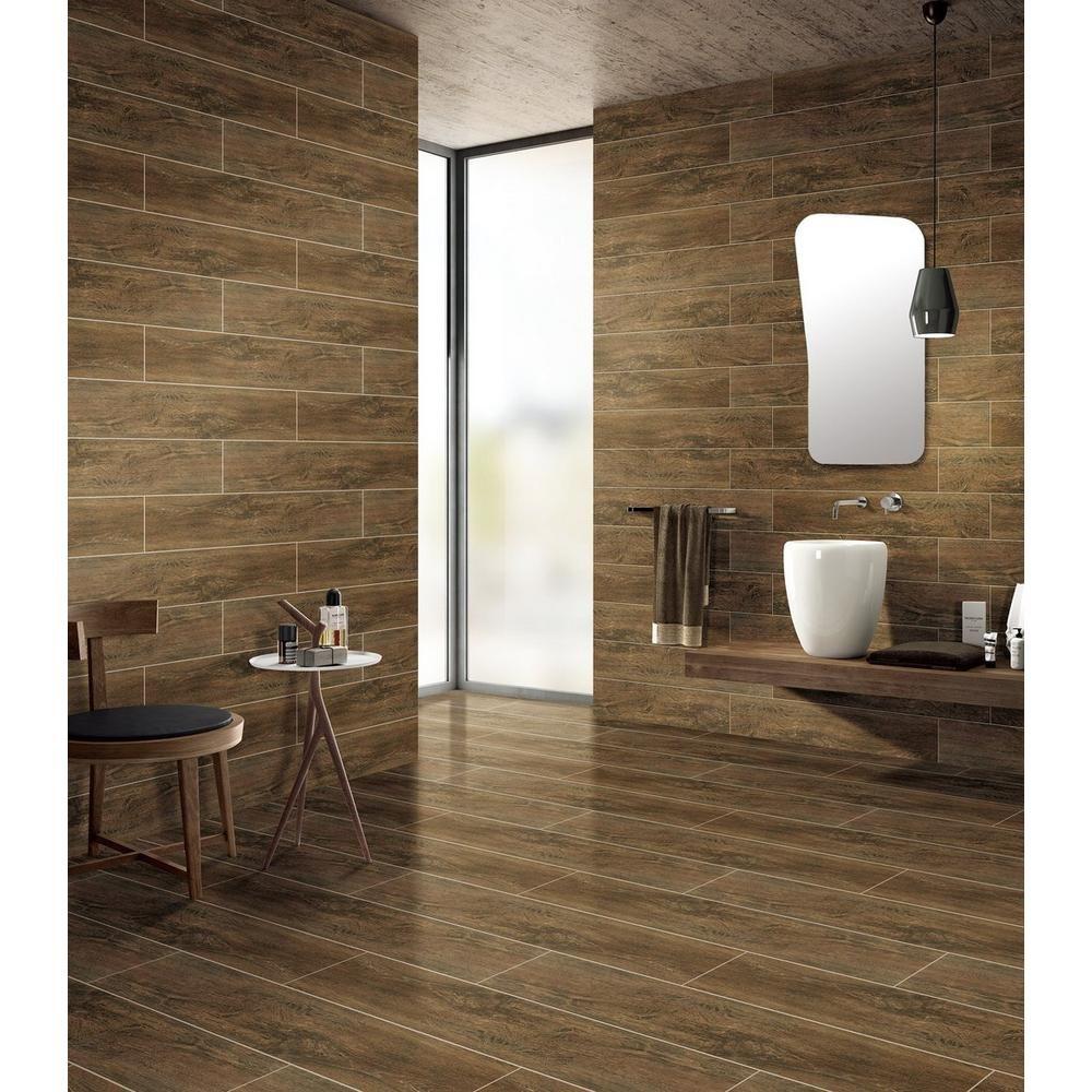 Denali Walnut Ceramic Tile