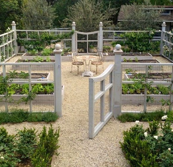 New Pea Gravel Patio Project! U0026 Backyard Inspiration