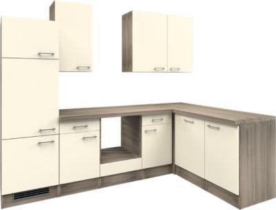 Flex-Well Winkelküche ohne E-Geräte L-999-2801-024 Eico Jetzt - küchenzeilen ohne geräte