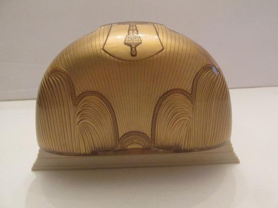 Stunning Bulova Vintage Academy Award Gold Case with 10K Gold Filled Working Watch #academyaward
