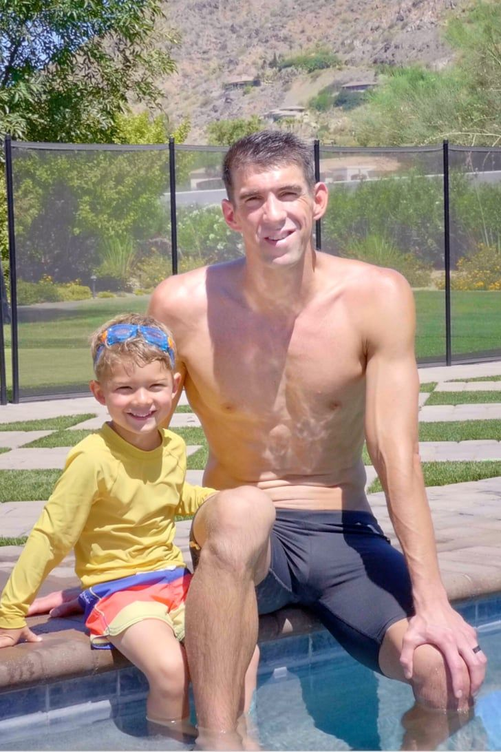 Paw Patrol and Michael Phelps's WaterSafety PSA in 2020
