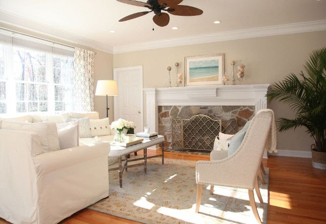Best Benjamin Moore Edgecomb Gray The Family Room Shares The 640 x 480