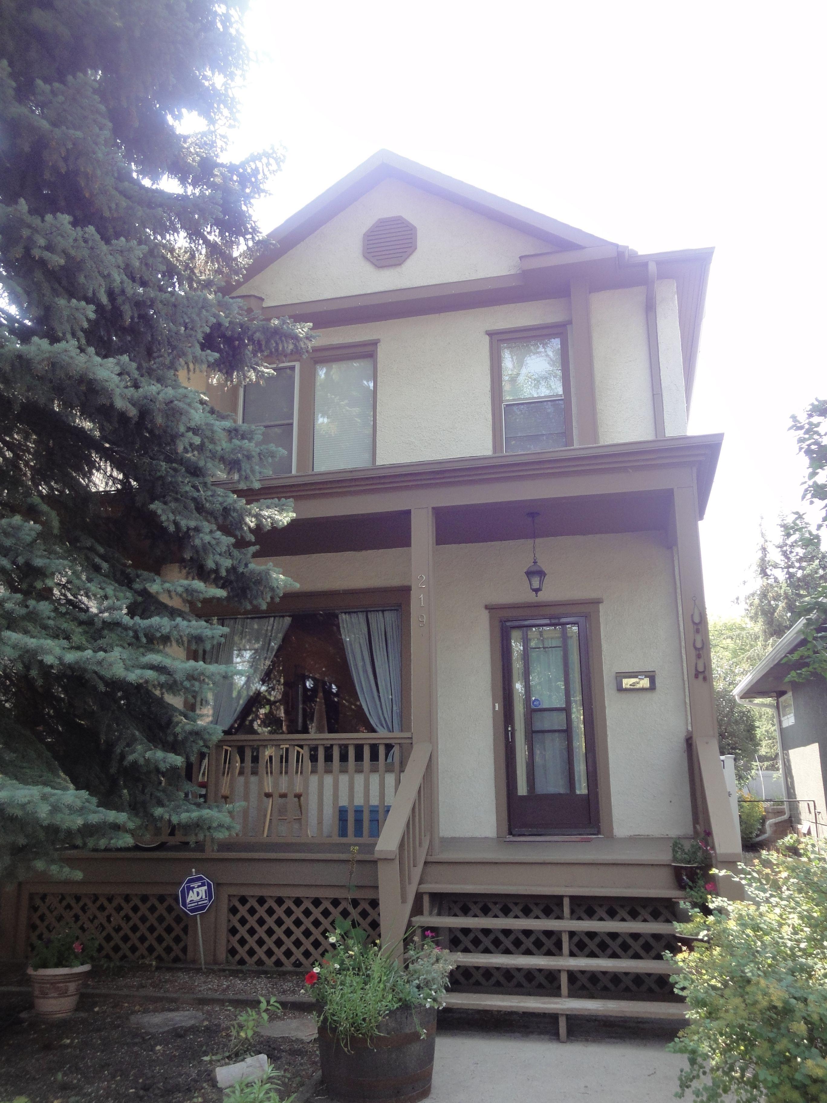 Crescent Heights219 8 ave NE Calgary Outdoor decor