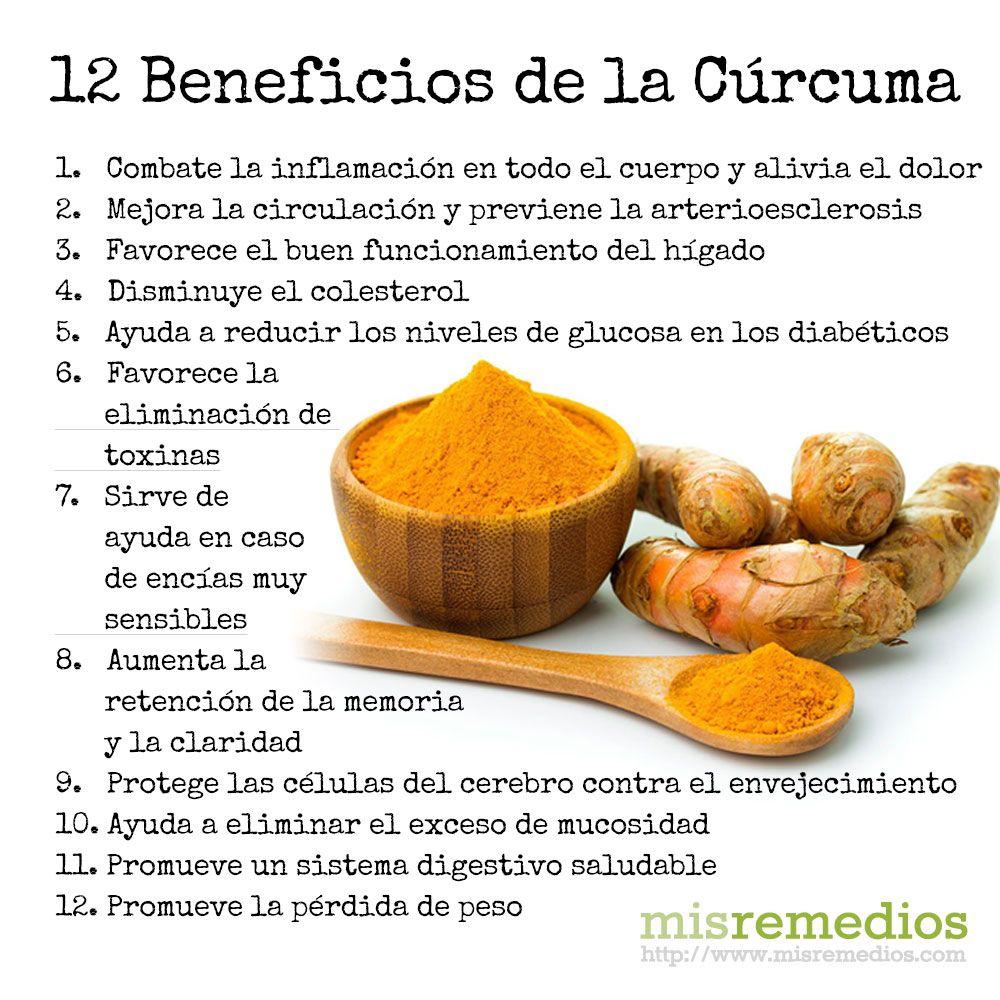 Beneficios De La Cúrcuma Plantasmedicinales Healthy Sweet Snacks Nutrition Health Food