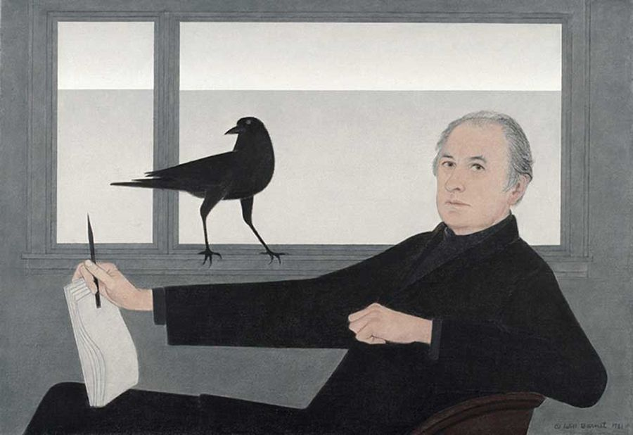 Will Barnet - Self Portrait