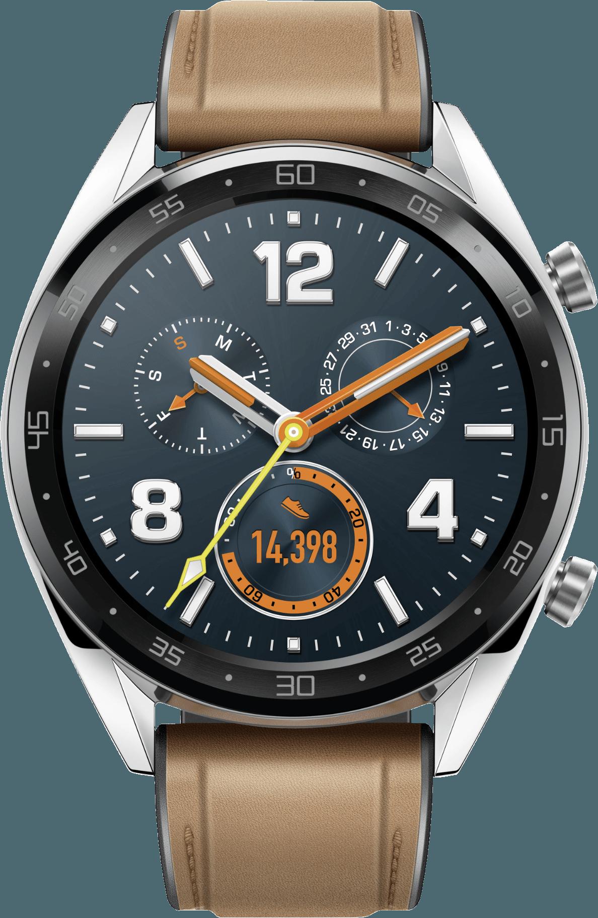 Huawei Watch Gt Smartwatch Kaufen Armband Silikon 140 210 Mm Farbe Saddle Brown 06901443262588 Jederzeit Startk Smartwatch Notebook Kaufen Sport Armband