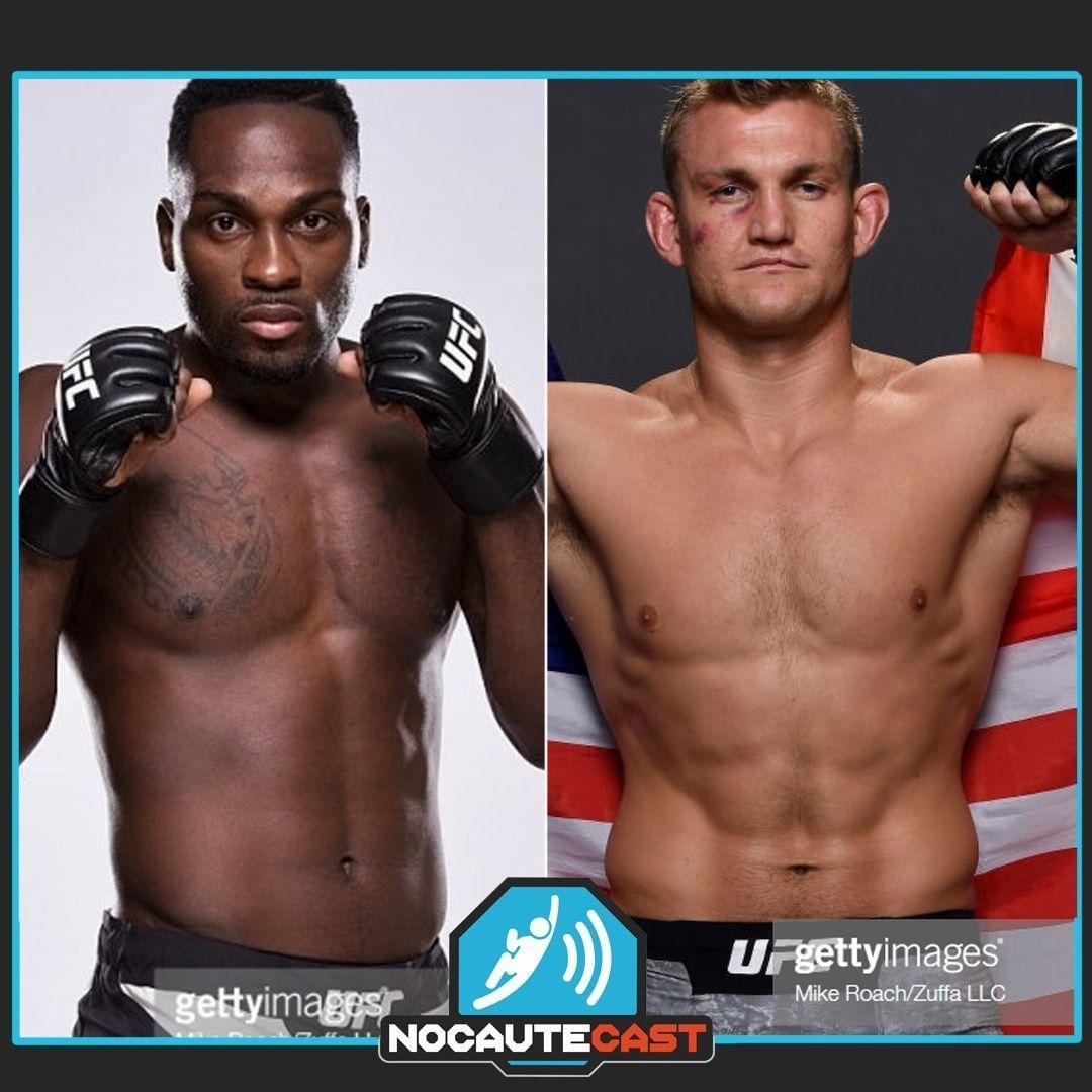 🔴 Brunson VS Heinisch👇⠀⠀ ..⠀⠀ Anunciada a luta na categoria dos médios entre Derek Brunson VS Ian Heinisch para o  UFC241 em Anaheim, California. Dia 17 de Agosto.⠀ ..⠀⠀ Qual o teu palpite para essa luta❓⠀⠀ ..⠀⠀ ..⠀⠀ 🔊NocauteCast: O podcast sobre mma, feito por fãs do esporte.👊⠀⠀ ..⠀⠀ Confira o último episódio do 🎧Nocautecast no nosso canal no youtube ▶ (link na bio), também no @spotify, @googlepodcasts e para download no @podomaticapp ⠀⠀ .⠀⠀ .⠀⠀  criscyborg  cyborgnation  cyborg  nocauteca