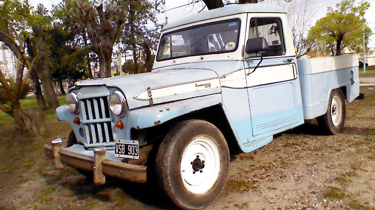Esta Es La Camioneta De Mi Amigo Juan Es Un Baqueano 500 De Ika
