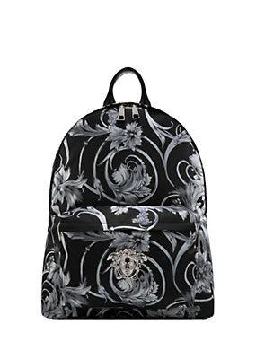 41b2bf49ccd4 Versace - Barocco Printed Palazzo Backpack