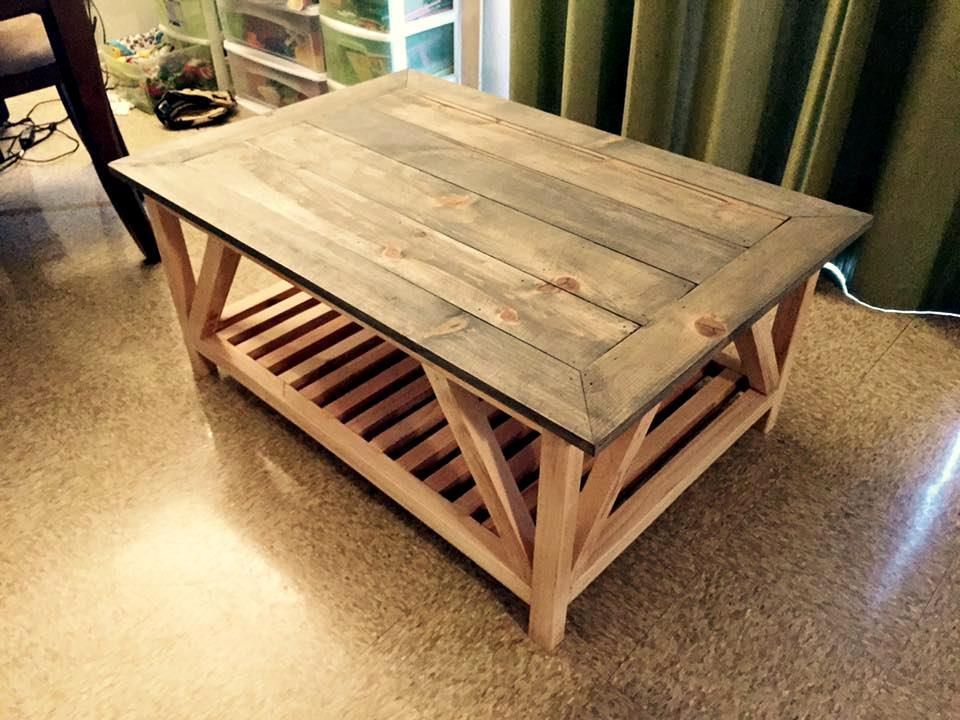 Wood Projects Pdf Free Wood furniture diy, Coffee table