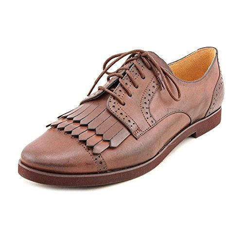 Enzo Angiolini Fireballe Womens Size 5 Brown Leather Oxfords Shoes Enzo Angiolini http://www.amazon.com/dp/B00CIADHRS/ref=cm_sw_r_pi_dp_W2zcvb17XSYBQ