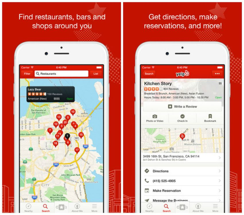 We love this app! Whether you are trying to find