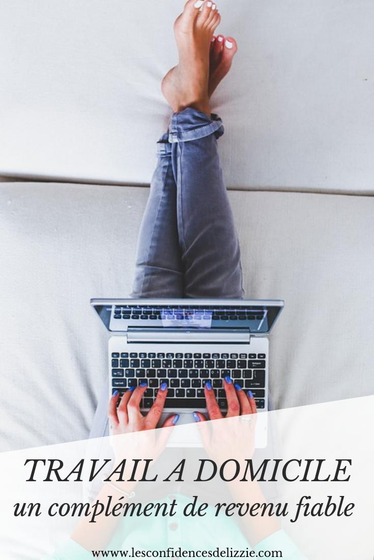 Travail à domicile, gagner un complément de revenu solide