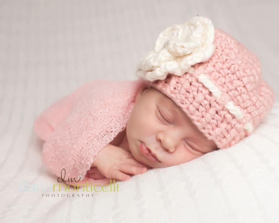 Crochet flower hat  4e1d63f367d