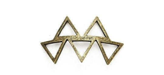Swap Bops Triangle Charm/Pendant