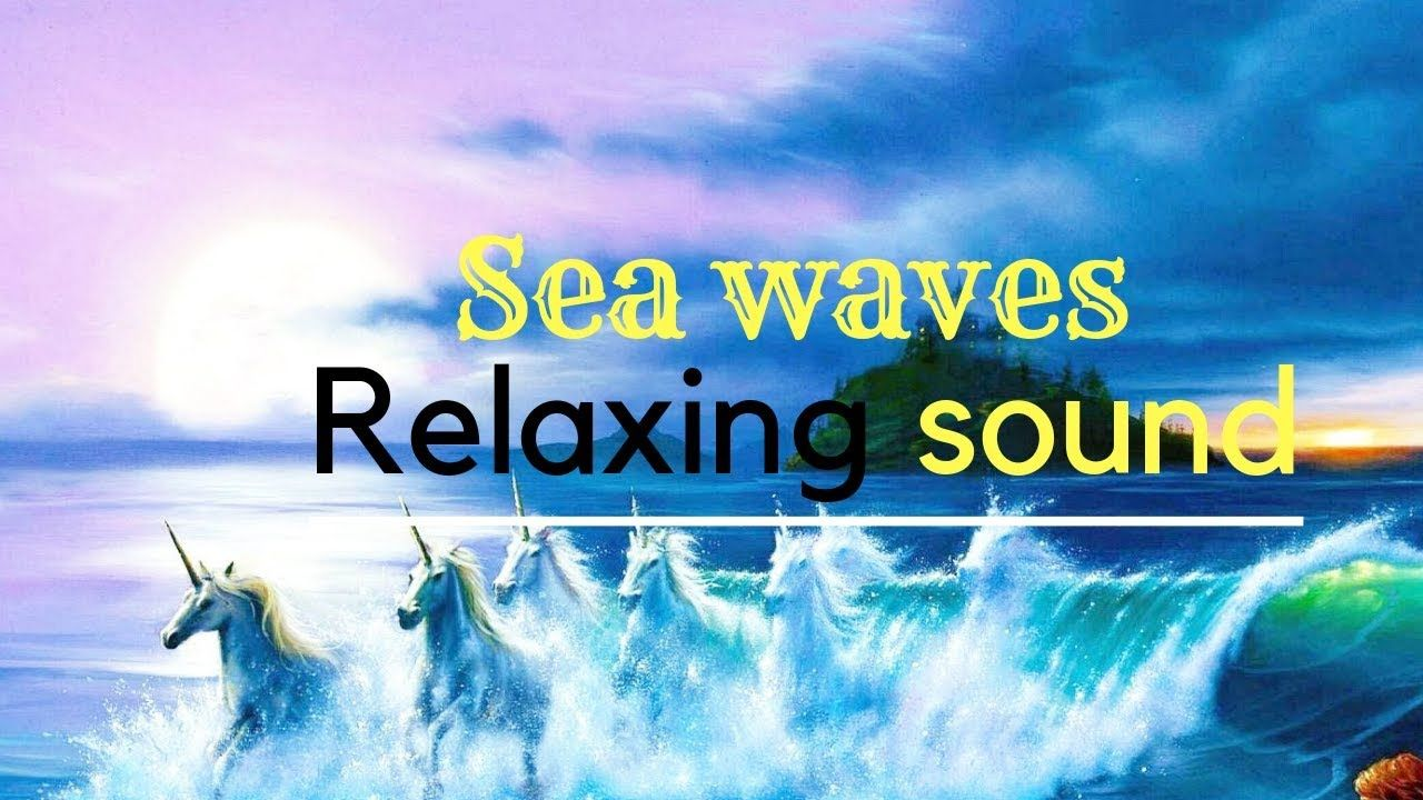 Meditation Music: Ocean wave music for Stress Managment