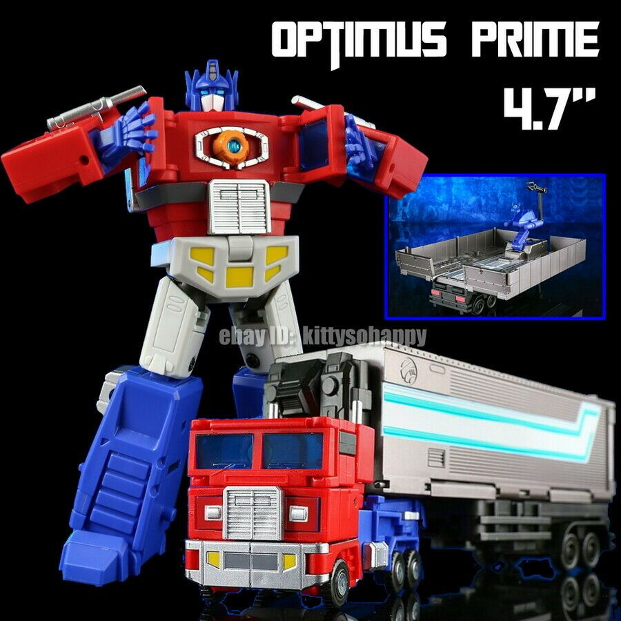 New edition MP10-V  prime and accessories package toys
