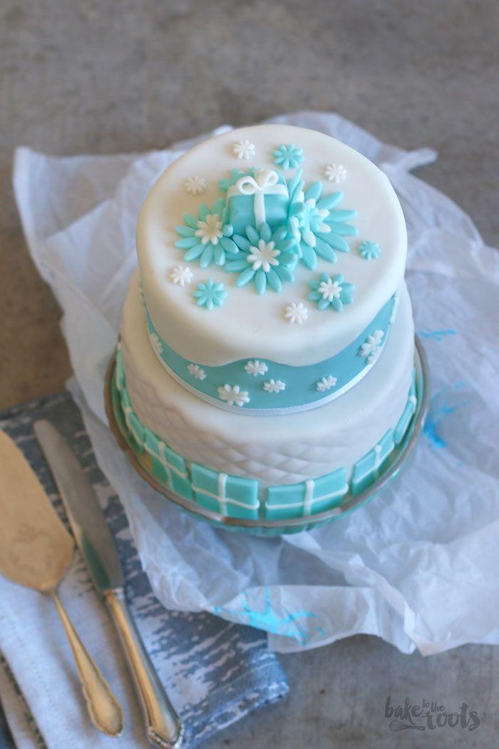 Christmas Winter Torte  Rezept in 2019