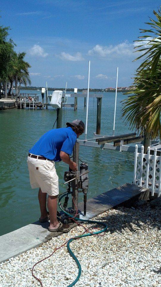 Pool Fence Installation Process Tampa Florida Pool Fences