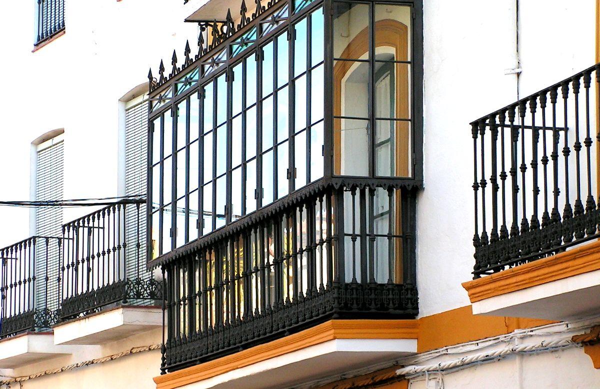 Diseños De Rejas Para Pasamanos Y Balcones Buscar Con
