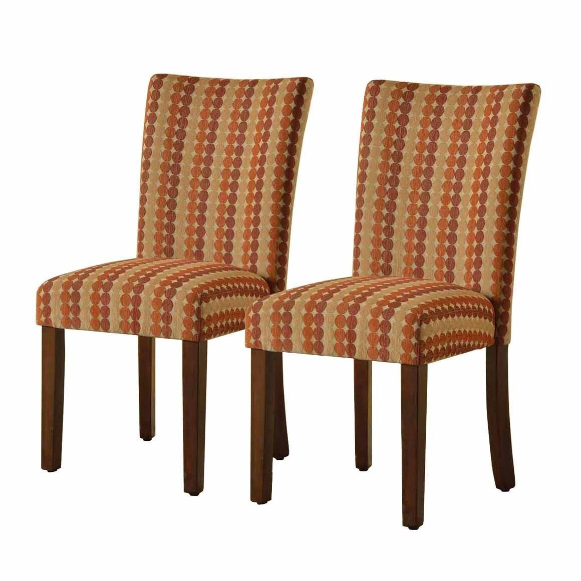 Best Homepop Parsons Upholstered Accent Dining Chair Set Of 2 400 x 300