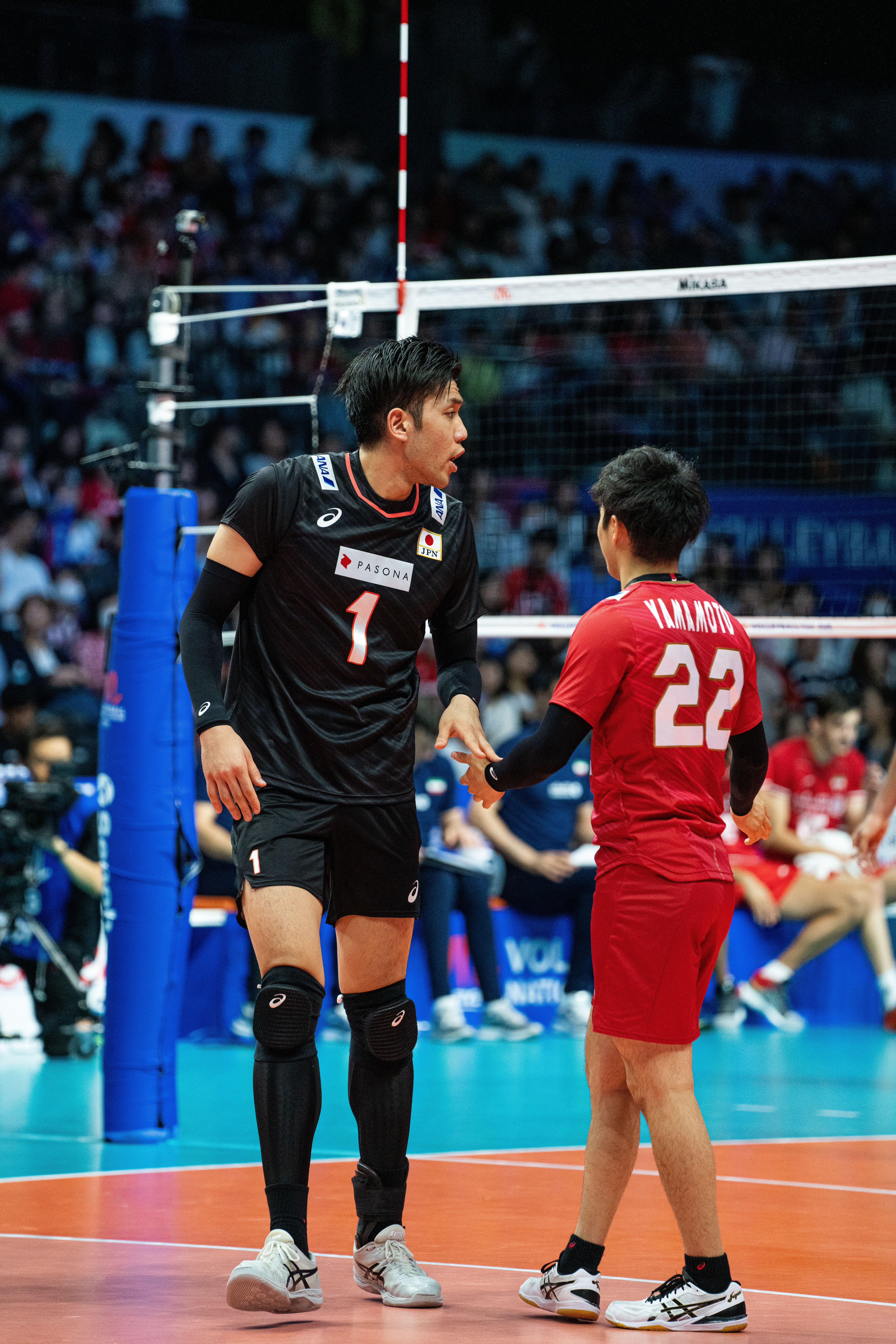 Pin On Japan Volleyball Team