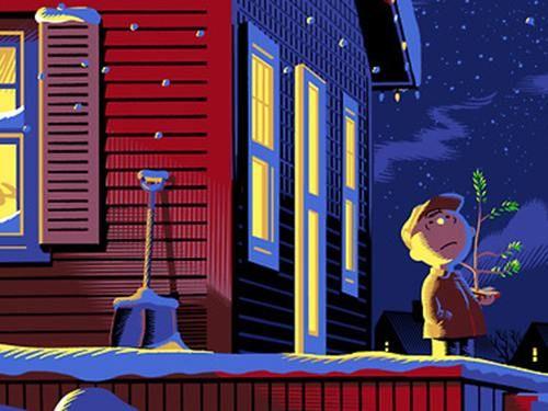 Charlie Brown Christmas   A Christmas Favorite   Pinterest
