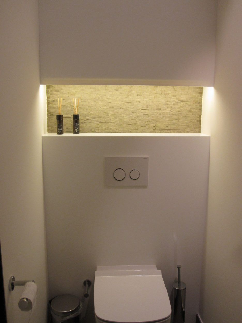Bathroom Accessories Decoration Indirect Wall Lighting Interior Slim Light Led Aluria Bathroom Co Indirect Lighting Bathroom Interior Design Bathroom Interior
