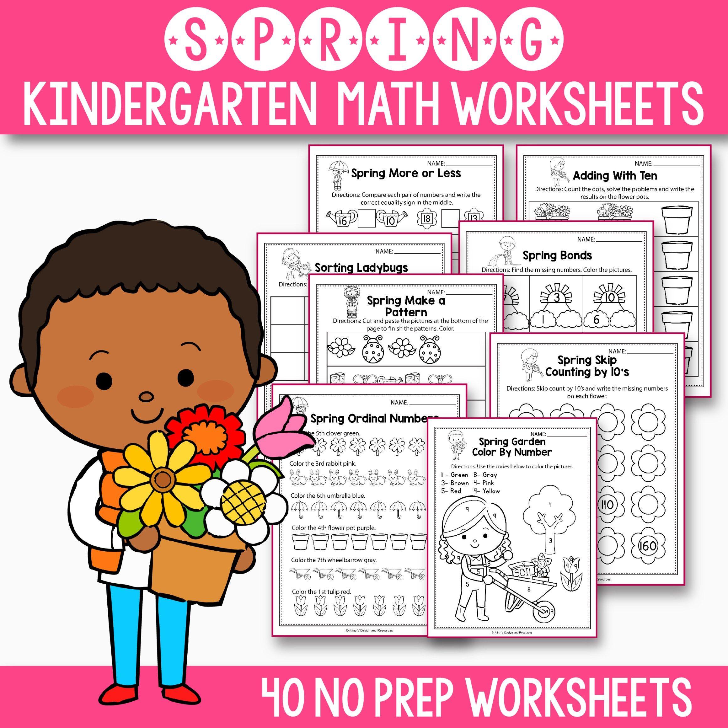 Account Suspended Kindergarten Spring Math Worksheets Kindergarten Math Worksheets Spring Math [ 2320 x 2320 Pixel ]