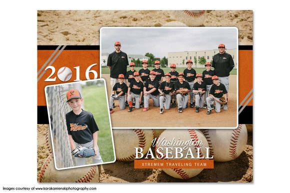 Baseball Memory Mate Template  Mm By Graphicsauthor  Templates