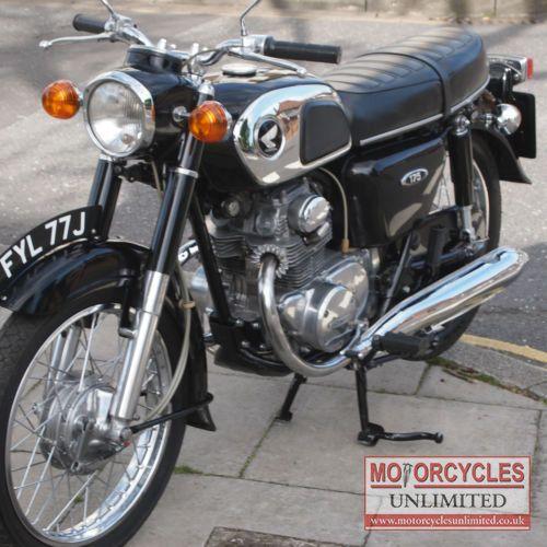 1970 Honda Cd175 Ak3 Classic Honda Twin For Sale Vintage Honda Motorcycles Old Honda Motorcycles Classic Motorcycles