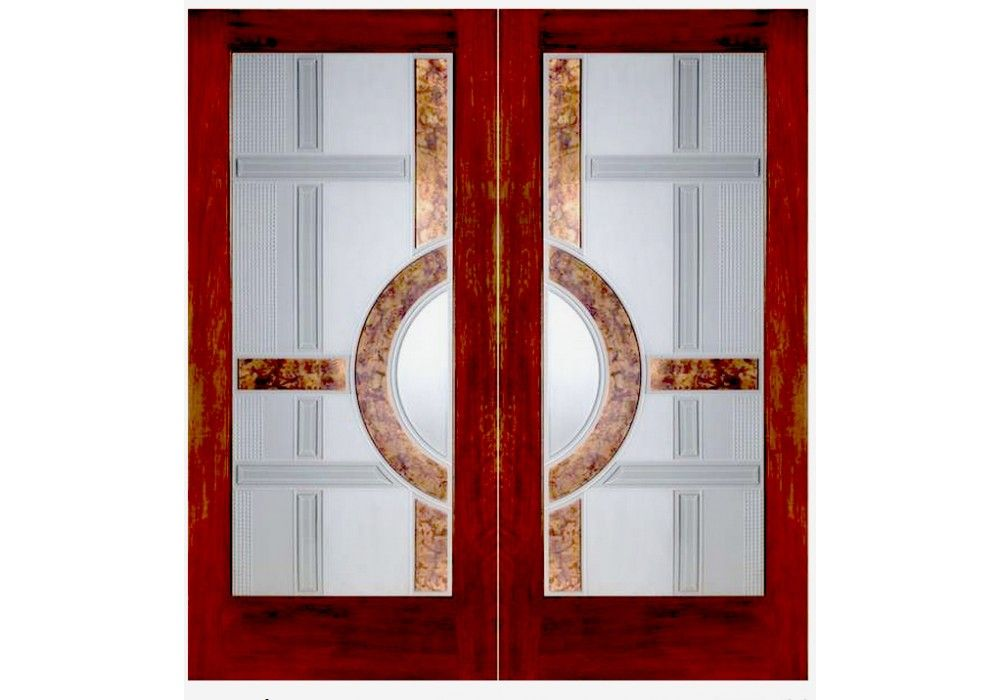 Save Over 1500 On This Clearance Mahogany Eclipse Interior Door