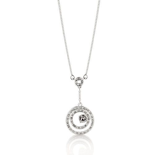 £8.00 Avon Radiant As Ever Necklace  Silver-plated necklace set with glass stones. Length approx. 42cm + 9cm extension chain. BUY BOTH RADIANT AS EVER PRODUCTS FOR 14.00