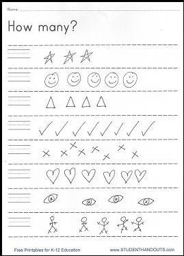 Worksheets For Kids Pdf: printable adding worksheets kindergarten addition worksheet free    ,