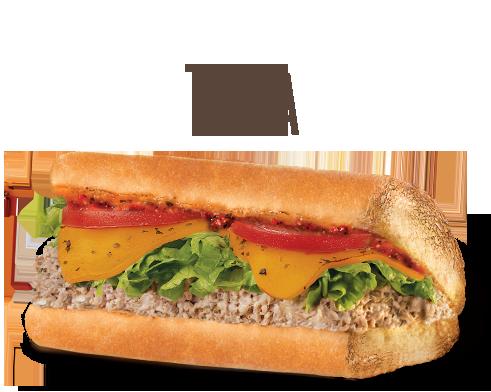 Quiznos Tuna Salad Recipe