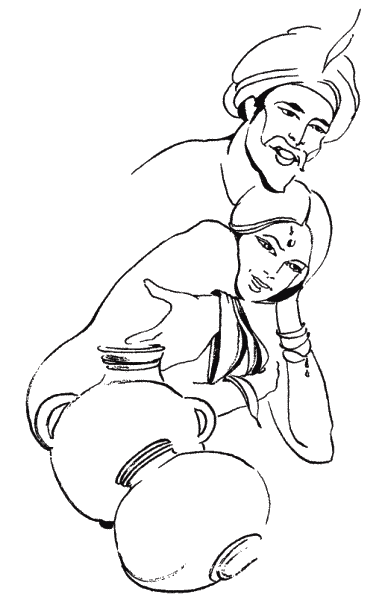 Иллюстрации к стихам омара хайяма