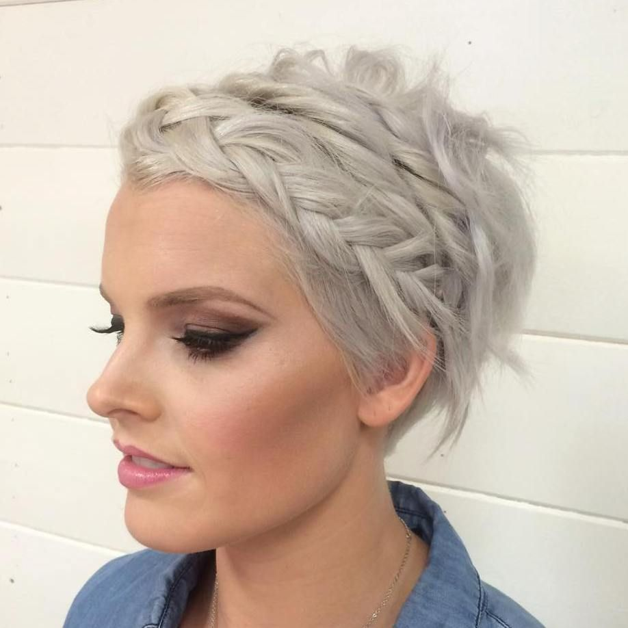 50 Hottest Prom Hairstyles For Short Hair In 2018 Hair Pinterest