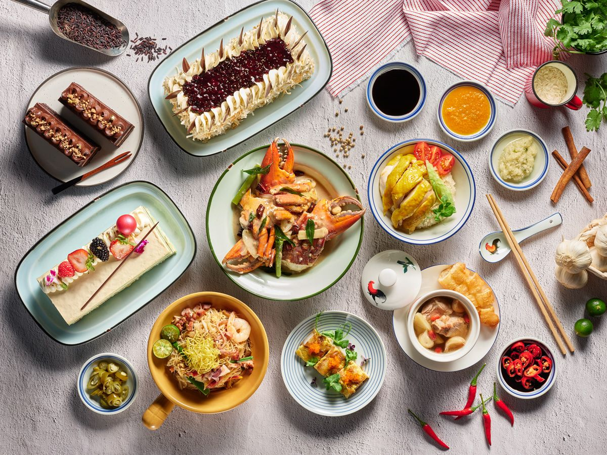 Best National Day 2019 Menus For Feasting On To Celebrate Singapore S Birthday Food Gourmet Burgers Good Food
