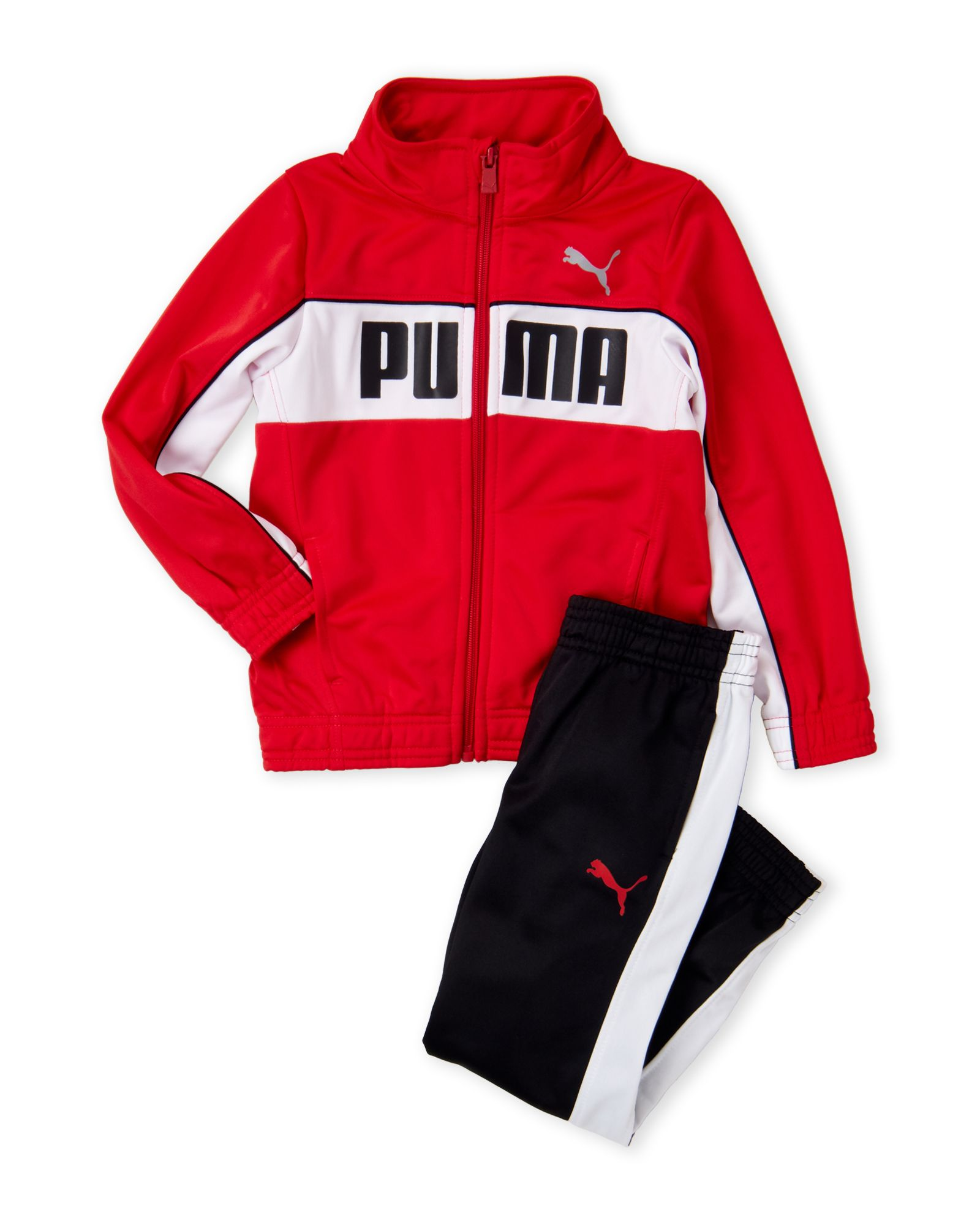 161ba815e0638 Boys 4-7) Two-Piece Logo Track Jacket & Pants Set in 2019 | *Apparel ...
