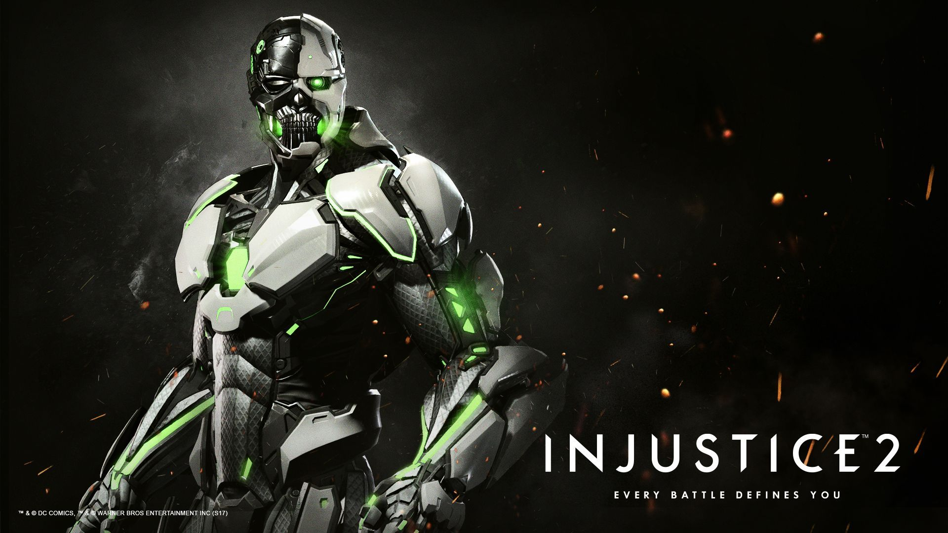 Injustice 2 Characters Wallpaper