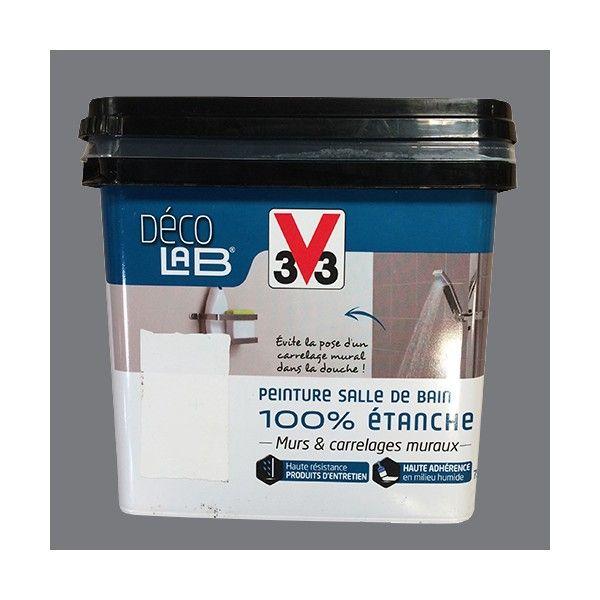 Achat Vente V33 Déco Lab Peinture Salle De Bain 100