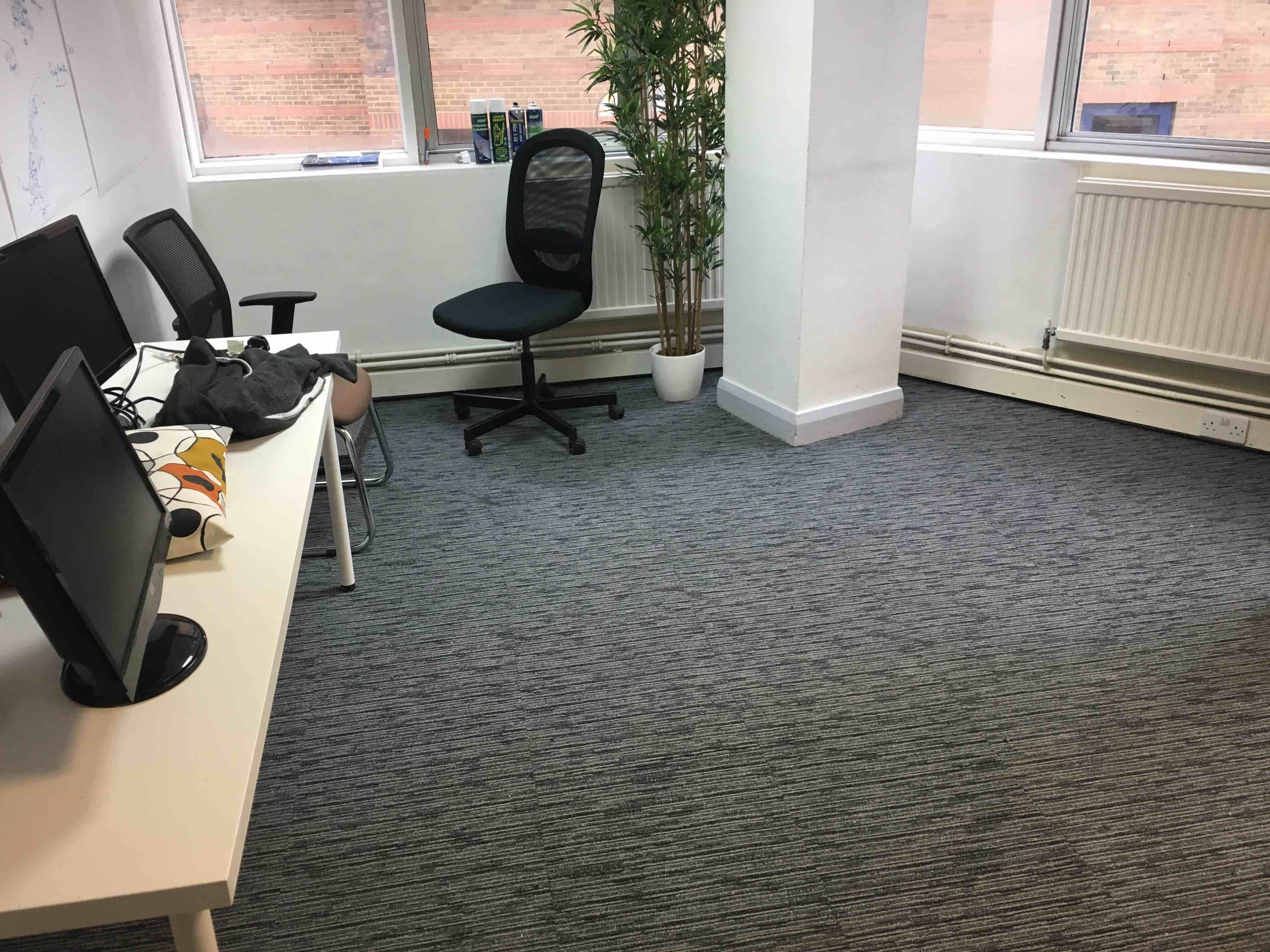 Great Striped Desso Carpet Tiles In An Office Carpet Fitters Carpet Tiles Carpet