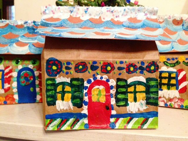 I love gingerbread houses. Growing up I'd spend a few hours each Christmas season decorating one with my elderly neighbor, and I loved it. I...