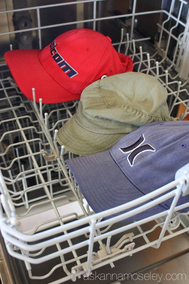 How To Wash A Hat Baseball Caps More Ask Anna How To Wash Hats Cleaning Hacks House Cleaning Tips