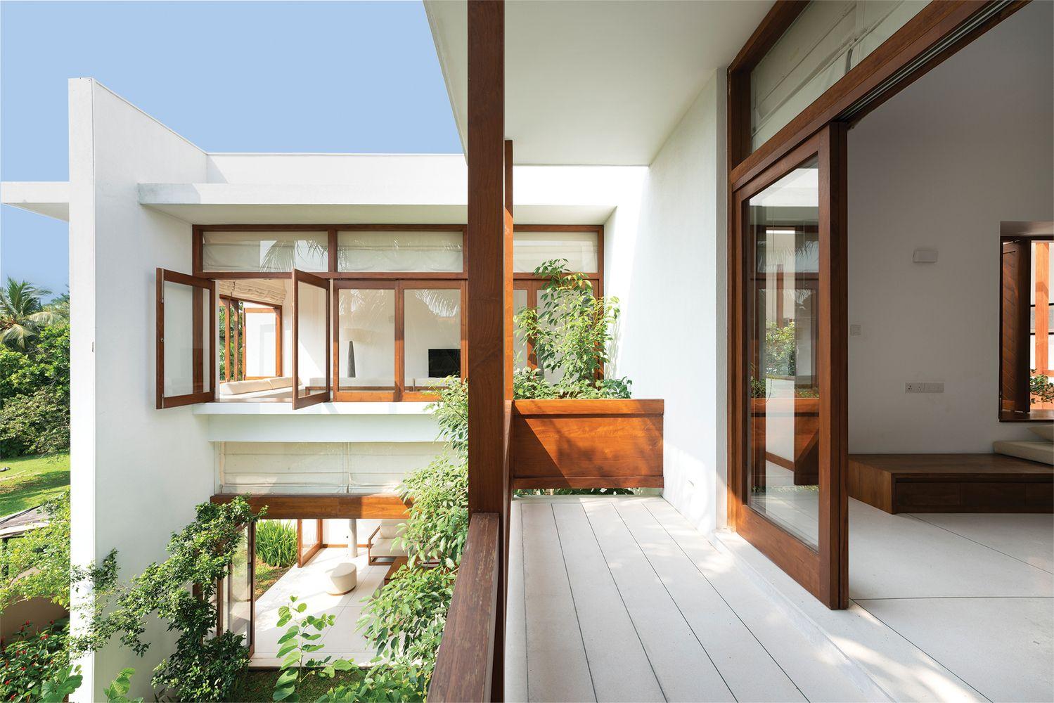 Gallery Of Kodikara House Lalith Gunadasa Architects 5 In 2020 Architecture House Architecture Architect