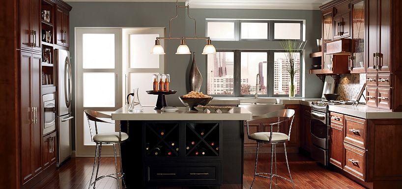 Arlington House Thomasville Kitchen Cabinets Painted