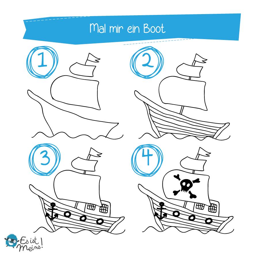 Malvorlage Piraten Piratenschiff Zeichnung Piratenbilder Piraten Bilder