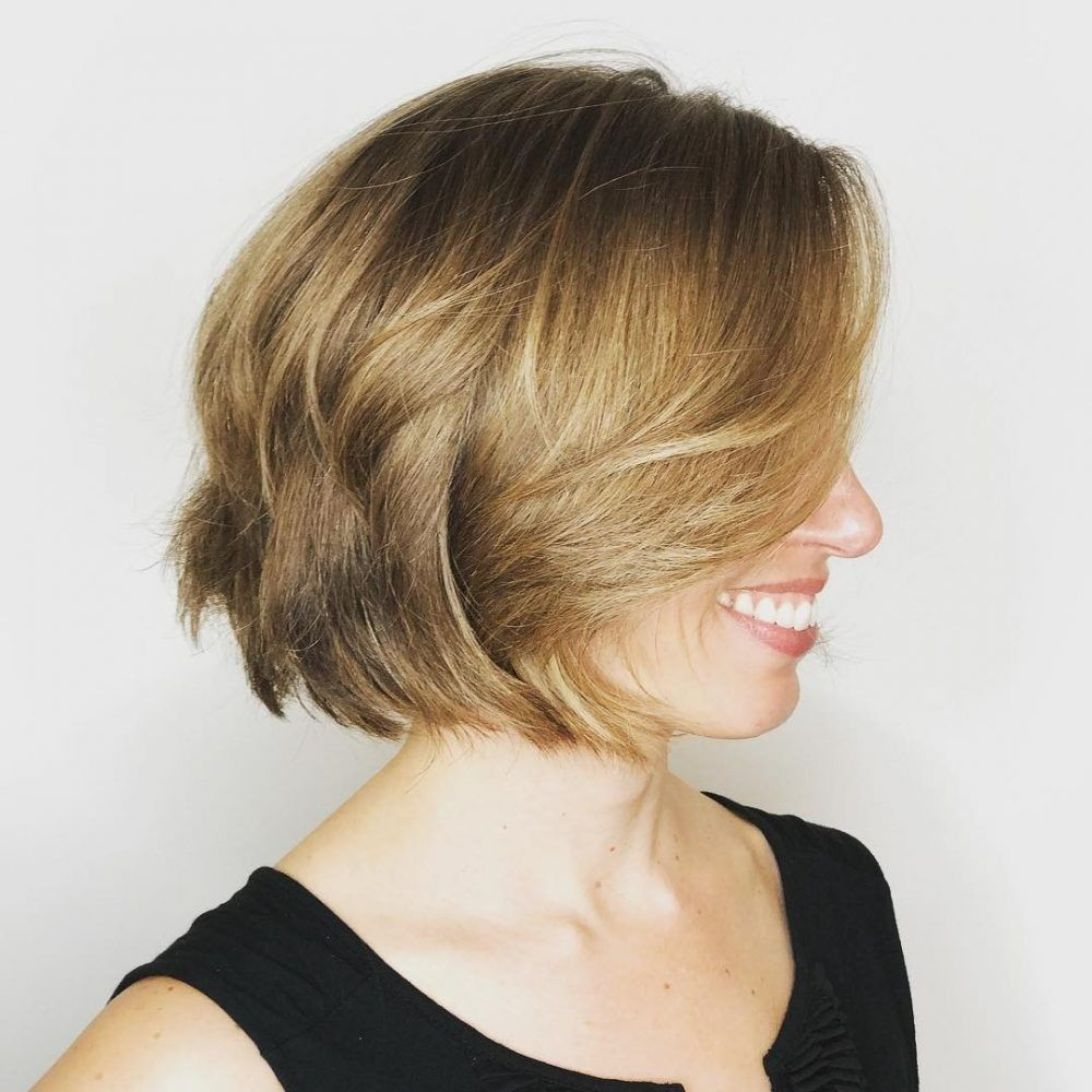 11 Inspirational Neck-length Bob Hairstyle 11 in 11  Chin
