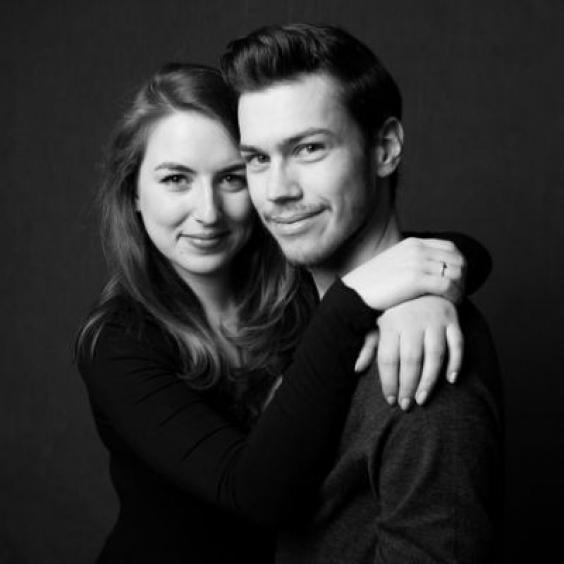 Seance photo de portrait de couple #portraitphotography #urban #portrait #photography