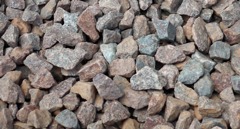 Decorative Stone Chippings Pebbles Stone Decor Green Granite Grey Granite